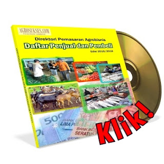 Patut Anda Miliki CD Direktori Pemasaran Agrobisnis (Edisi 2016 - 2018)