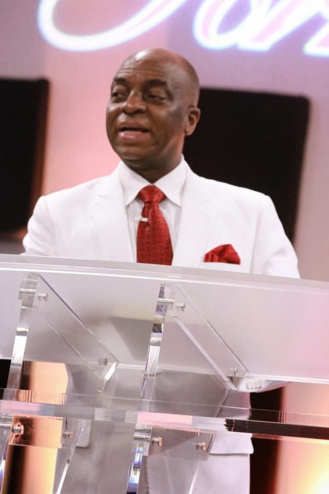 PROPHETIC DECLARATIONS FOR THIS WEEK- Bishop David Oyedepo