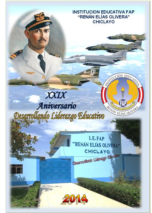 """XXIXº ANIVERSARIO """"RENÁN ELÍAS OLIVERA"""""""