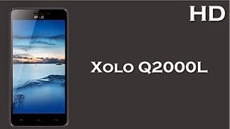 Lowest Price: XOLO Q2000L Dual SIM Android Mobile (1.2 GHz Quad Core Processor, 5.5″ qHD Touchscreen, 8 MP Camera, 1 GB RAM, 8GB ROM) for Rs.8699 Only