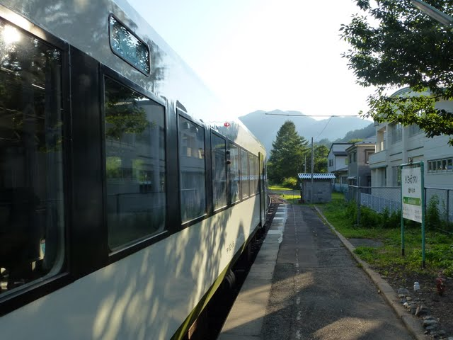 JR東日本 陸中川井駅