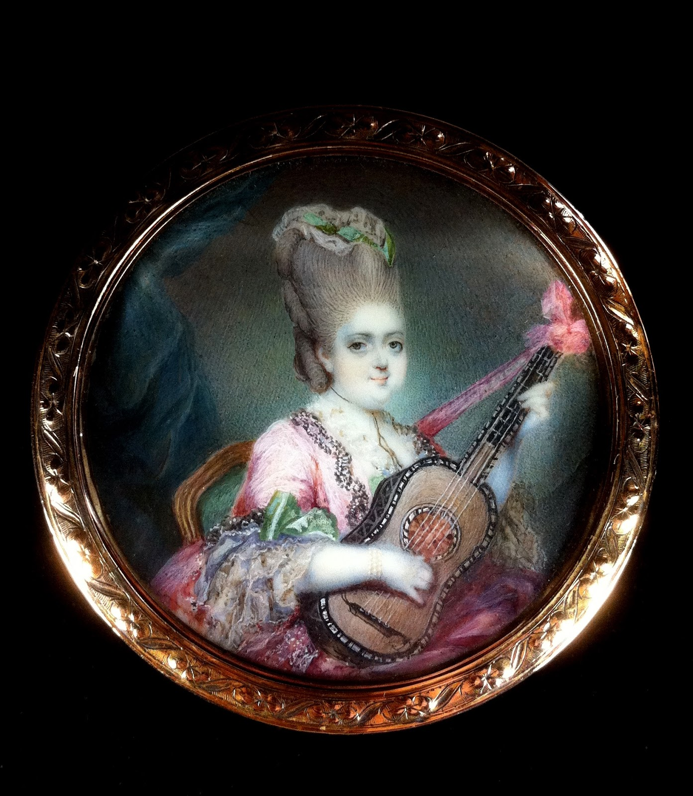Portrait Miniature - Une Collection Francaise, A French Collection ...