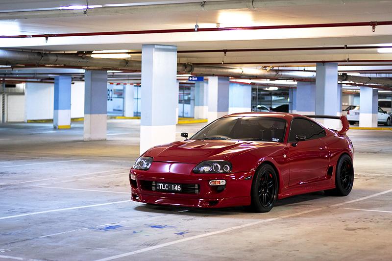 legendarne auta, kultowe samochody, Toyota Supra MK4, JZA80, 2JZ-GTE, najlepsze silniki R6, twin turbo