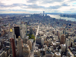 Lower Manhattan Empire State Building Manhattan