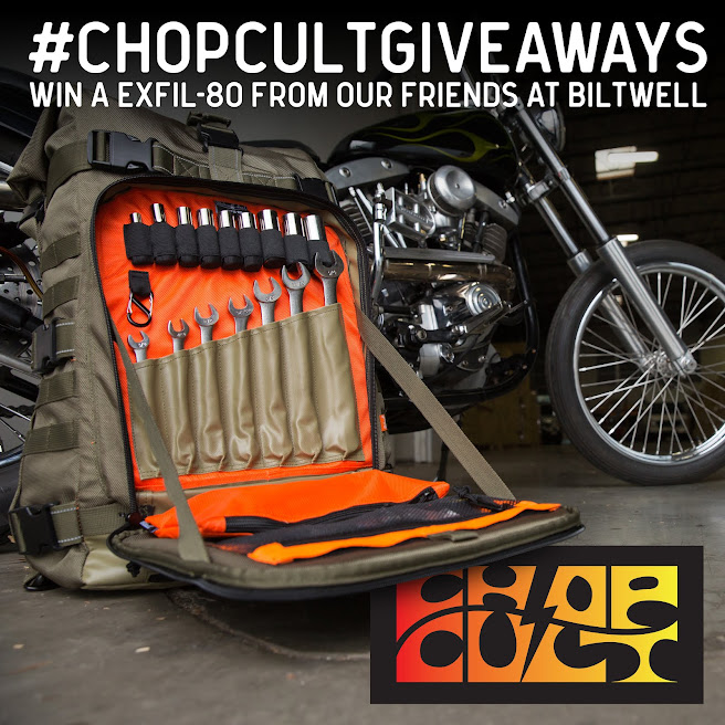 ChopCult Giveaway