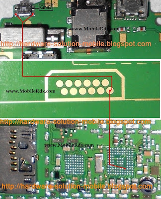 Nokia 5800 Power Switch Ways Jumper Solution