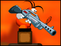 Alien Guard Flash Game