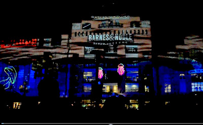 We Finished Up At The Inner Harbor, Where We Enjoyed The Holiday Light Show  On The Facade Of The Power Plant. It Is A New Tradition In Baltimore, ...