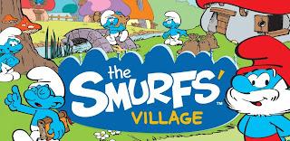 Download Android Game Smurf Village APK 2013