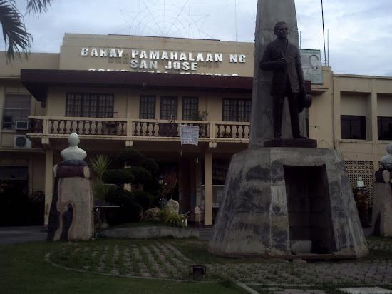 Rizal Park of San Jose, Mindoro Occidental