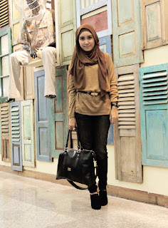 Fashion Gaya Hijab Untuk Remaja