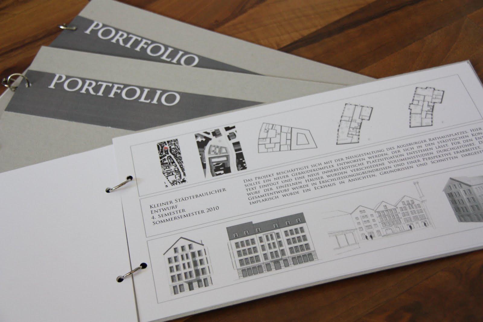 El artificio und weils so sch n ist gleich noch ein update for Portfolio architektur