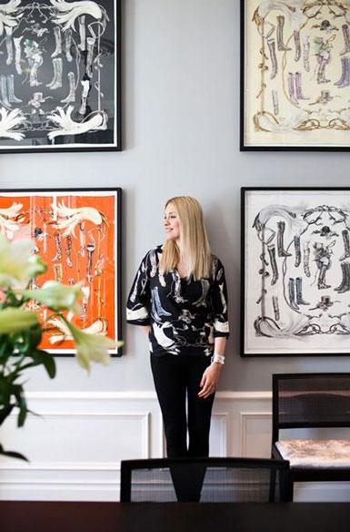 Wall Decor Inspiration at Home and Interior Design Ideas