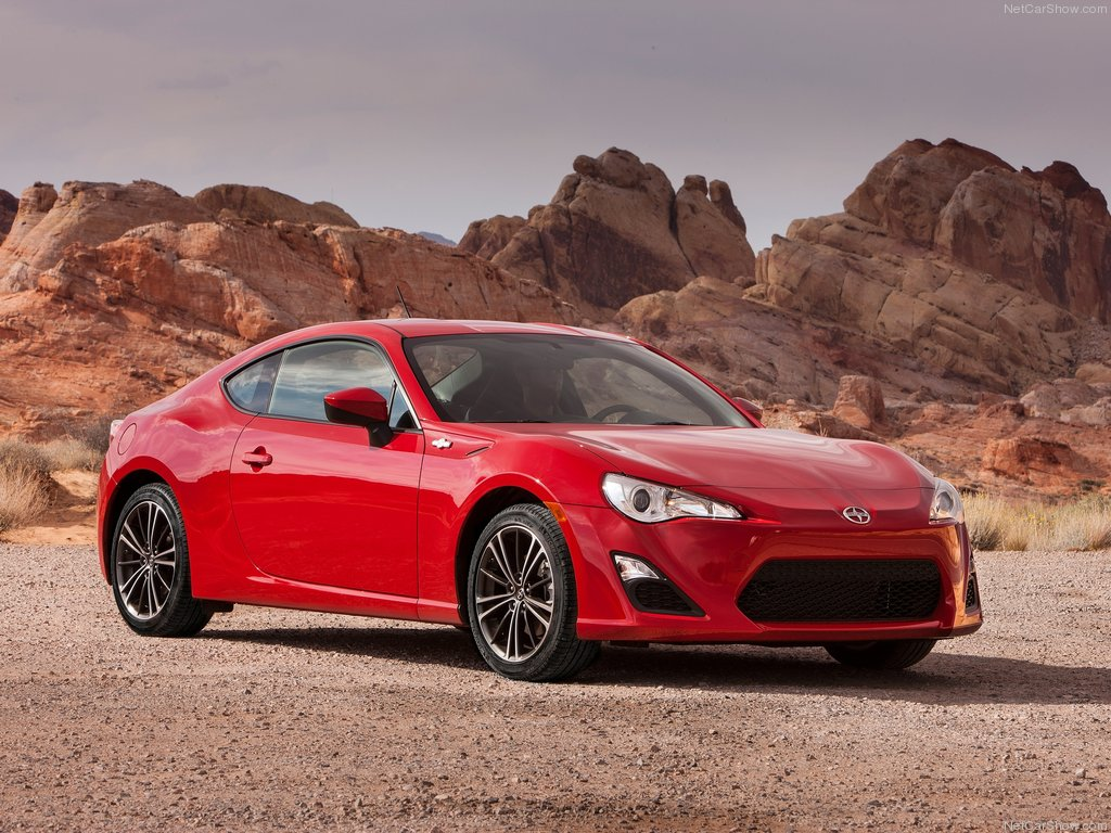 New Car Review 2013 Scion Fr S