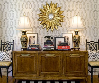 accentuating with accesorries and a grand giveaway the enchanted home. Black Bedroom Furniture Sets. Home Design Ideas