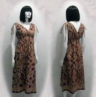 dress batik terkini