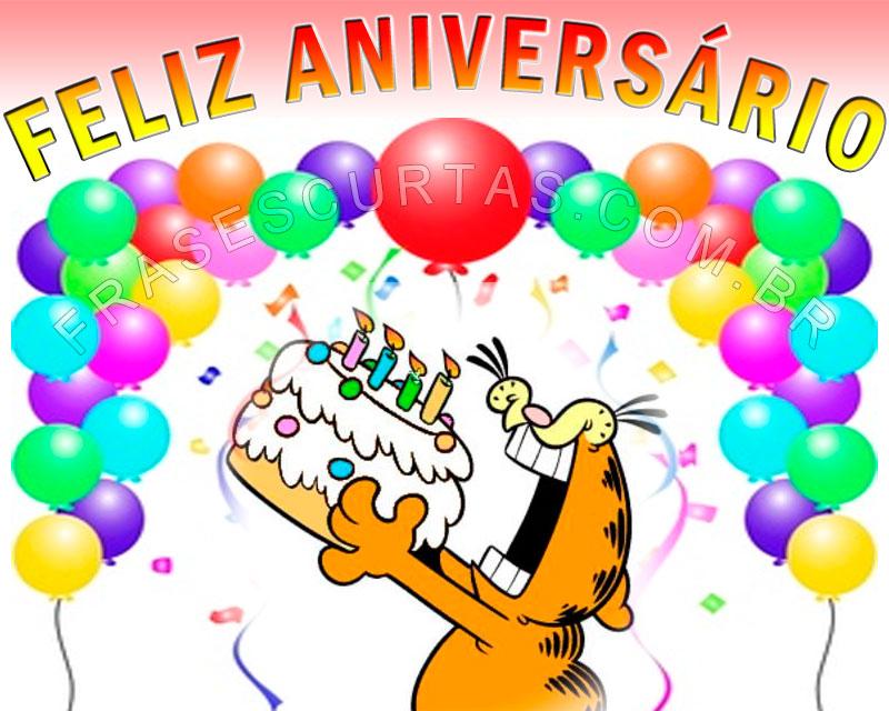 Imagens Com Frases De Feliz Aniversario