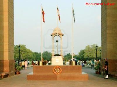 monument lutyen in Delhi