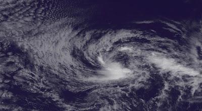 IRWIN zumindest vorübergehend kein Tropischer Sturm mehr, Irwin, aktuell, Satellitenbild Satellitenbilder, Oktober, Pazifik, 2011, Hurrikansaison 2011,
