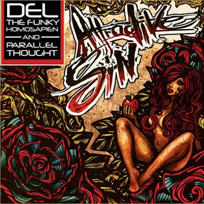 Del-The-Funky-Homosapien-and-Parallel-Thought-Attractive-Sin-2012-FTD Del the Funky Homosapien & Parallel Thought – Attractive Sin  [8.1]