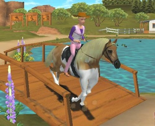 Barbie Horse Adventures Mystery Ride Game Download