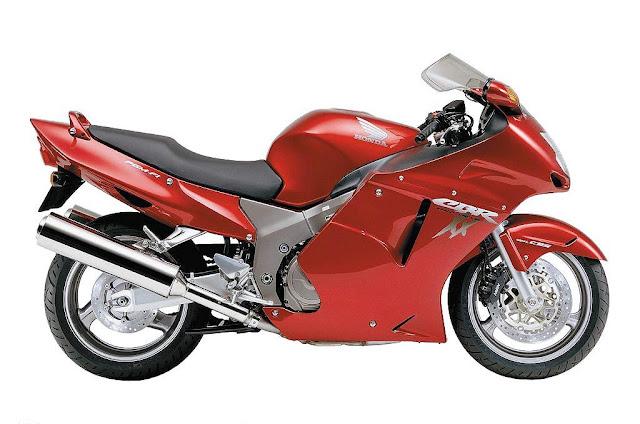 Gambar Sepeda Motor Honda CBR 1100xx Blackbird 04