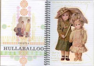 smash book hullaballoo theme