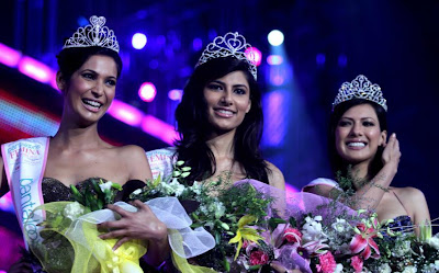 Pantaloons femina miss India 2012 pictures
