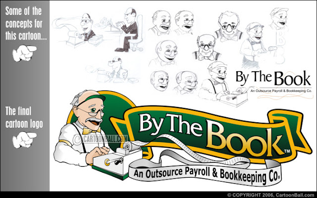 Accountant Cartoon
