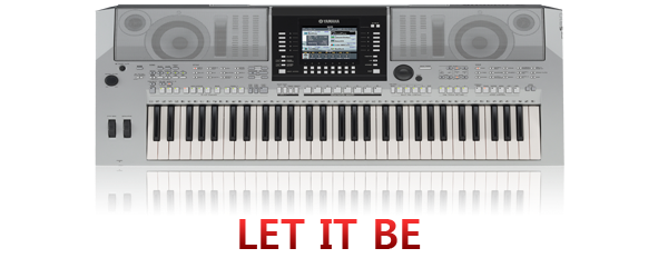 Let It Be : PSR USER