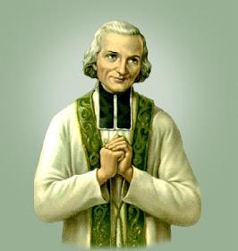 .. A San Juan María Bautista Vianney