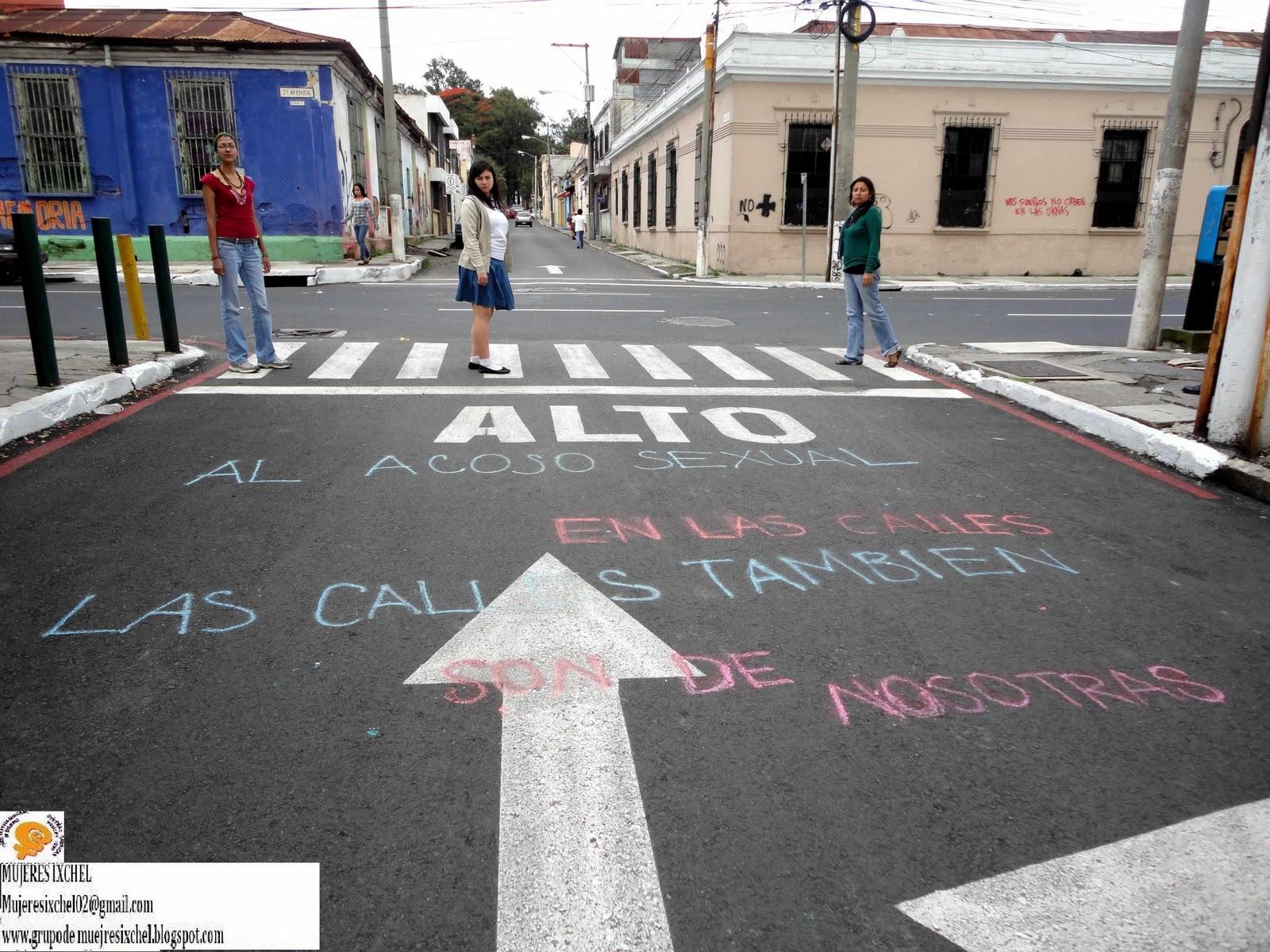 5 formas de enfrentar el acoso sexual en la calle - Belel