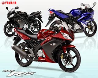 Tengok Spesifikasi Yamaha YZF R15
