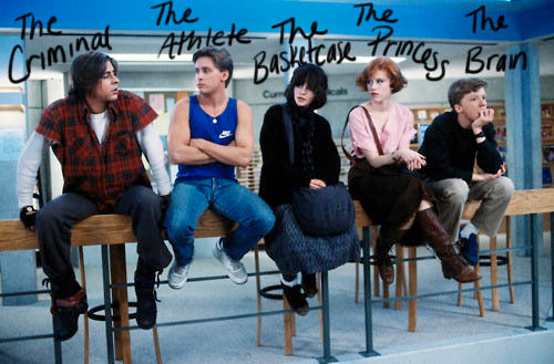 filme clube dos cinco