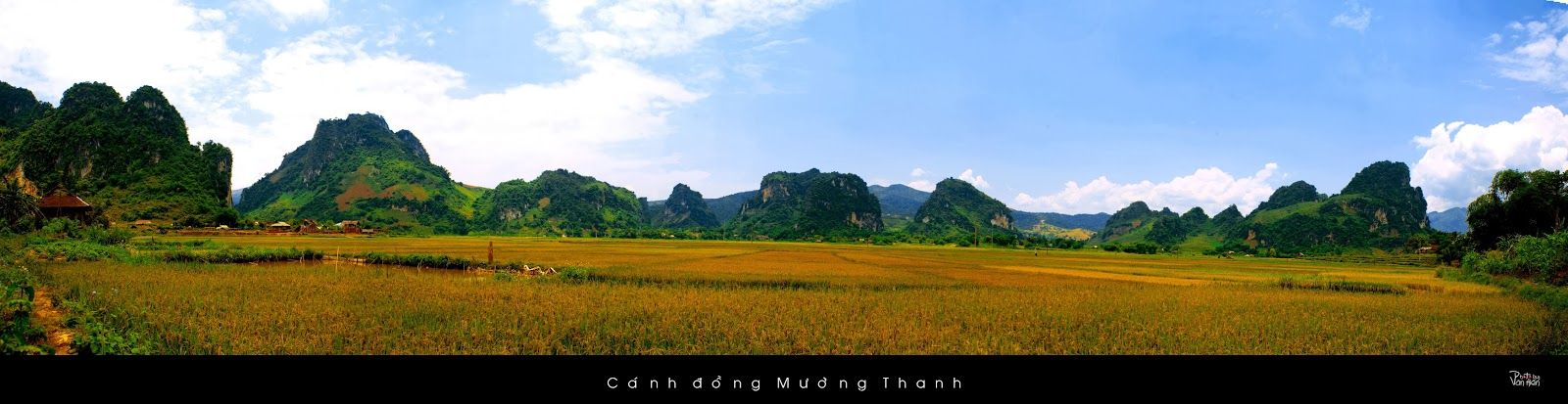 Muong Thanh Field