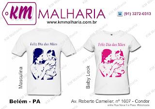 Camiseta Dia das Mães