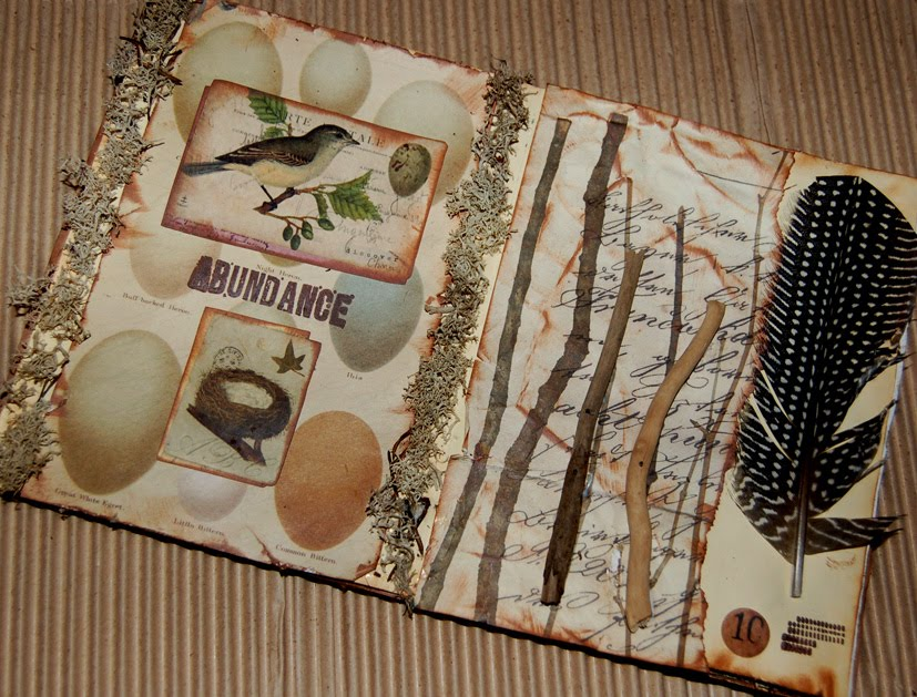 Book of Nature Crafts