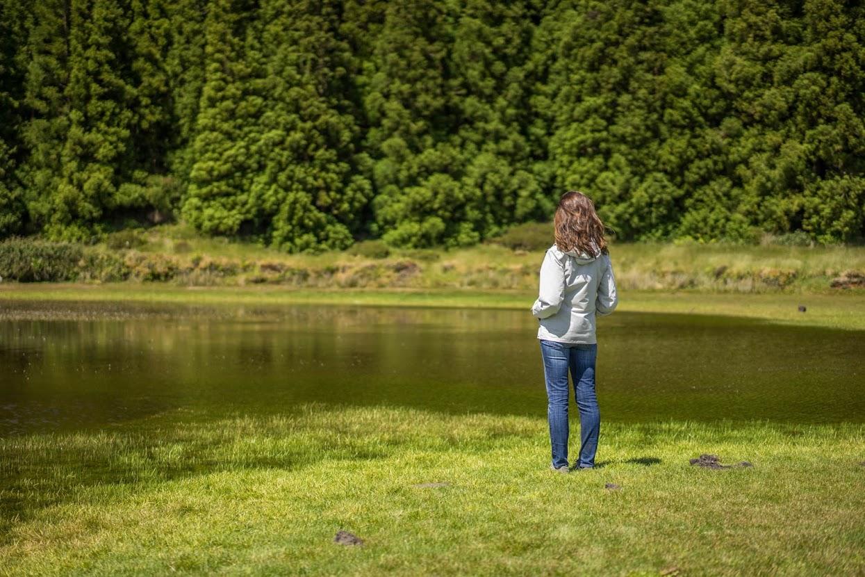 Lagoa do Negro, Terceira