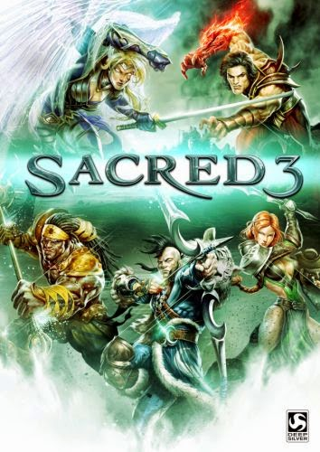 Sacred 3 - 2014 RELOADED