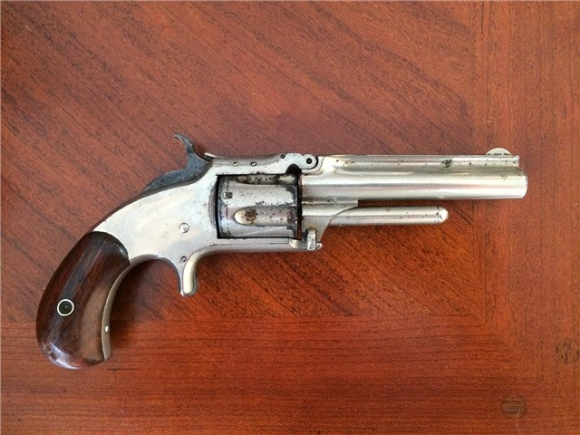 S&W Smith And Wesson Model 1.5 2 edition 32 cal. Antique