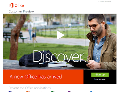 nuovo office 2013