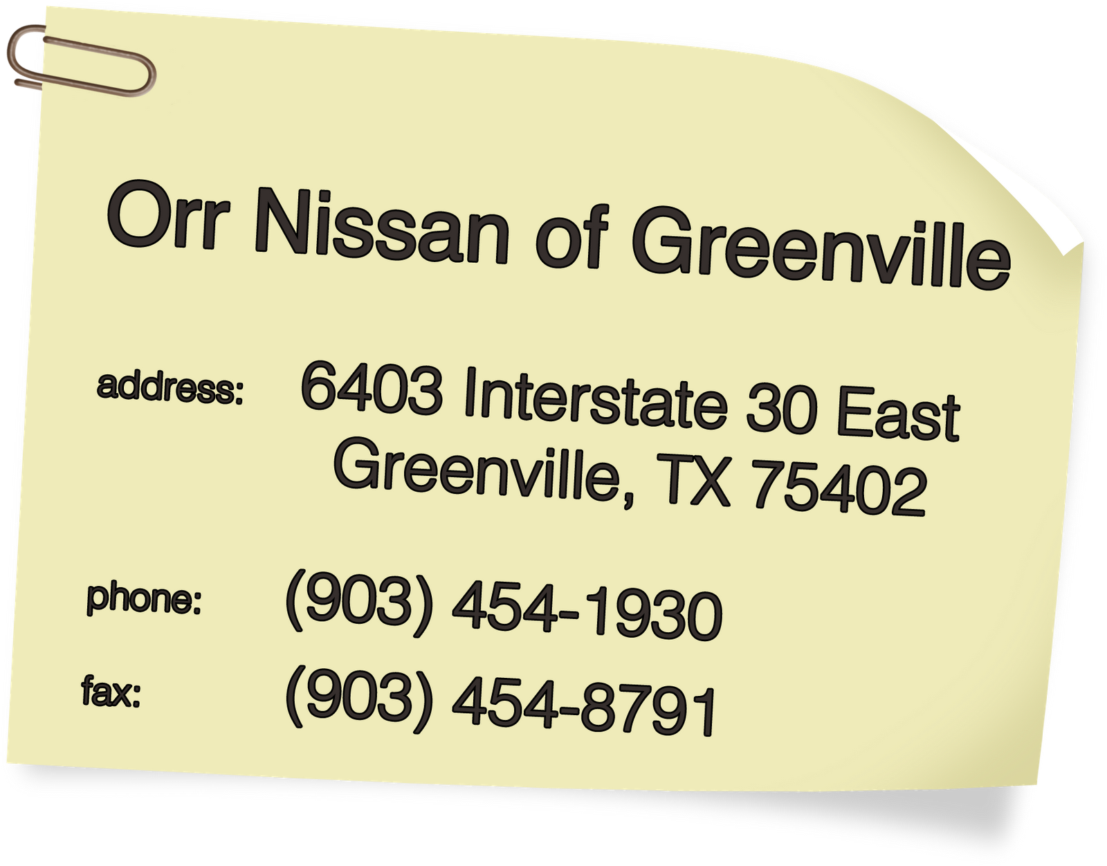 If You Have Any Questions, Please Feel Free To Contact Us Or Visit The  Dealership!