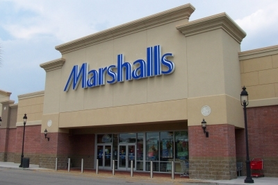 Marshalls clothing store coupons