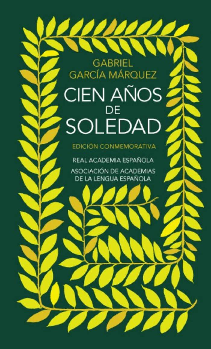 Linda Miranda. Los libros leídos. : Cien años de soledad
