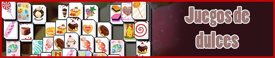 juegos de dulces