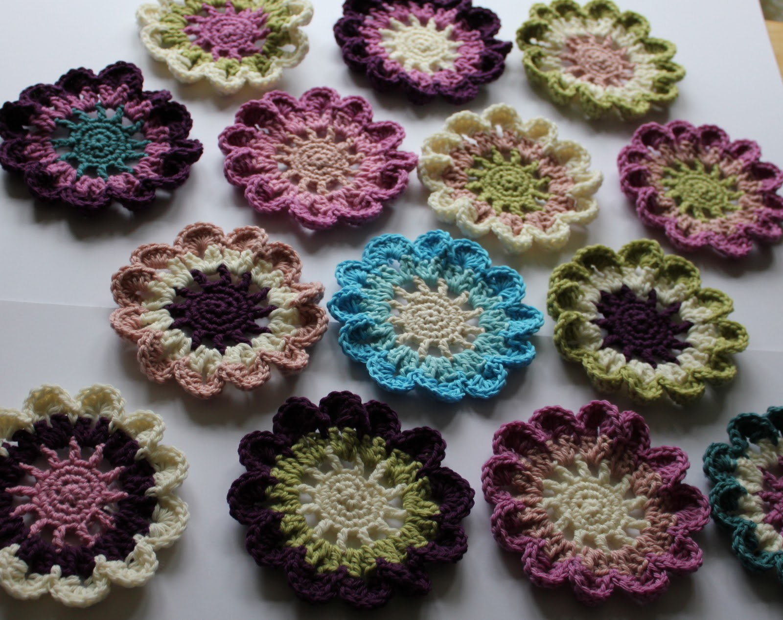 Crochet Flower Blanket Pattern Free : 404 (Page Not Found) Error - Ever feel like youre in the ...