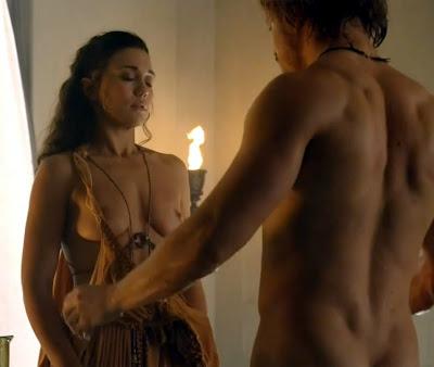 Kathleen robertson nude scenes boss hd