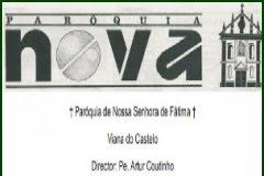 """JORNAL """"Paróquia Nova"""""""