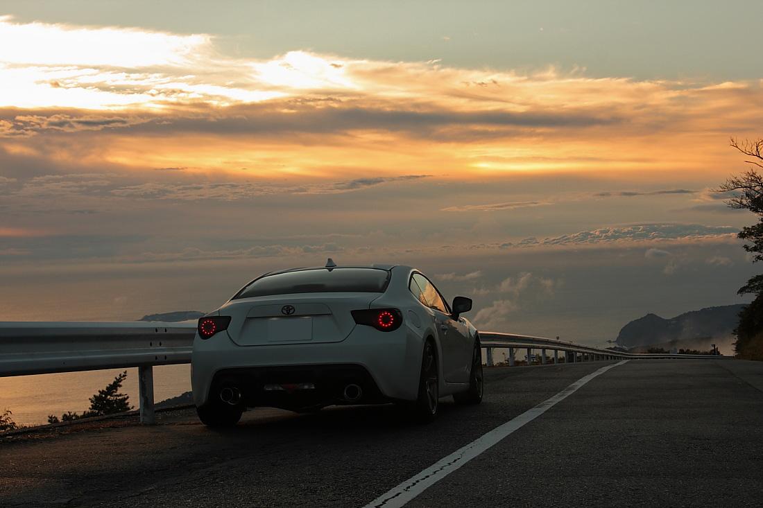 mountain pass, przełęcz, serpentyna, fury, auta, tuning, modyfikacje, touge, Toyota GT86, とうげ