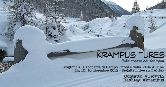 Krampus in Valle Aurina